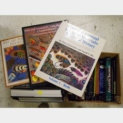 Collection of Fly Fishing Books