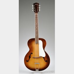 American Archtop Guitar, Kay Musical Instrument Company, Chicago, c. 1950, Model N2