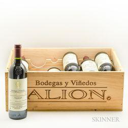 Bodegas Alion 2001, 11 bottles