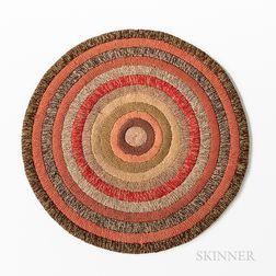 Small Shaker Knit Chair Mat