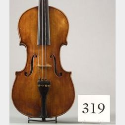 American  Violin, Woodbury Griffin, Wakefield