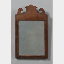 Small Queen Anne Mirror