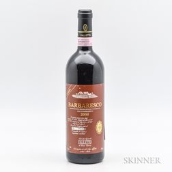 B. Giacosa Barbaresco Riserva Asili 2000, 1 bottle