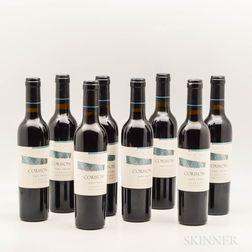Corison Cabernet Sauvignon 1997, 8 demi bottles