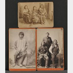 Three Western Photographs