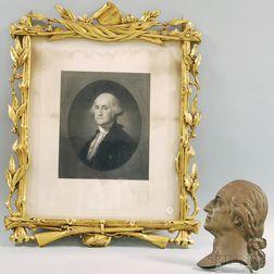 Two Portraits of George Washington