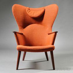 Hans Wegner (1914-2007) Mama Bear Chair
