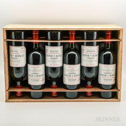 Chateau Lynch Bages 1983, 12 bottles (owc)
