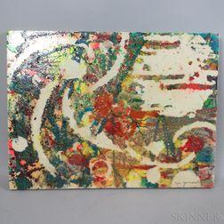 Taro Yamamoto (American, 1919-1994)      Divine Tapestry