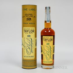 Colonel EH Taylor Four Grain, 1 750ml bottle (oc)
