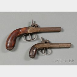 Two Pocket Pistols