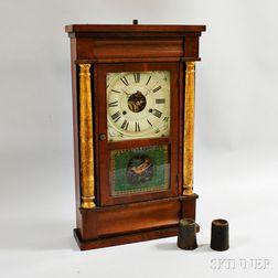 Seth Thomas Split Baluster Clock