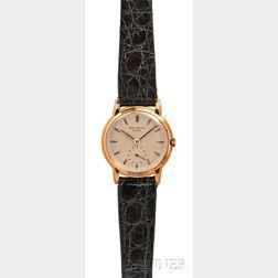 18kt Gold Patek Phillipe Gentleman's Wristwatch