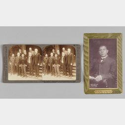 Two Booker T. Washington Pieces