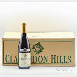 Clarendon Hills, 10 bottles