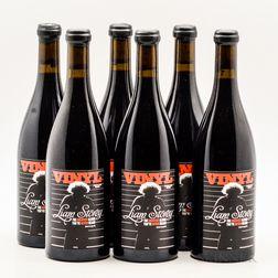 Red Car Company Syrah Vinyl Liam Storey 2006, 6 bottles