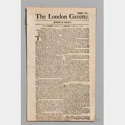 London Gazette