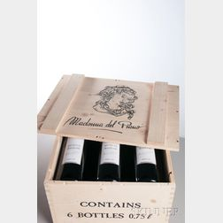 Valdicava Brunello di Montalcino Madonna del Piano Riserva 2007, 6 bottles (owc)