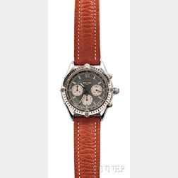 """Stainless Steel Breitling """"1884"""" Automatic Watch"""