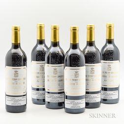Chateau Pichon Lalande 2000, 6 bottles
