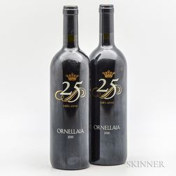 Tenuta dellOrnellaia Ornellaia 2010, 2 bottles