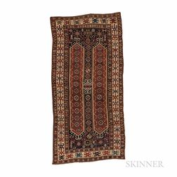 "East Anatolian ""Couple Column"" Rug"