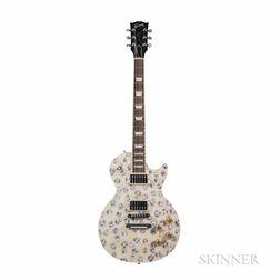 Gibson Les Paul Tie Dye Electric Guitar, 1996