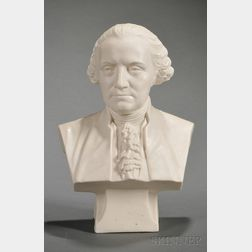 Cook Parian Bust of Washington