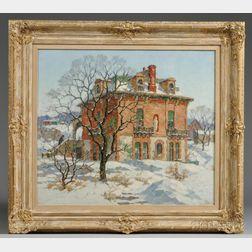 James Jeffrey Grant (American, 1883-1960)      Grant's House