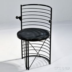 Chair in the Manner of Frank Lloyd Wright