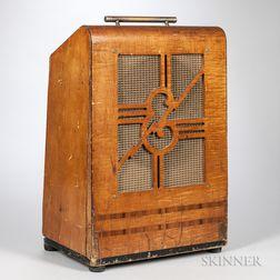 Epiphone Electar Zephyr Amplifier, c. 1939