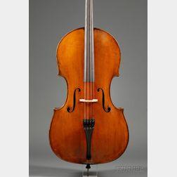 Belgian Violoncello, Aerts Workshop, Brussels, c. 1930