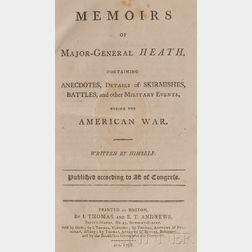 (Revolutionary War, Biography), Heath, General William (1737-1814)