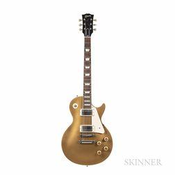 Gibson Custom Shop Les Paul Goldtop LPR-7 Electric Guitar, 2007