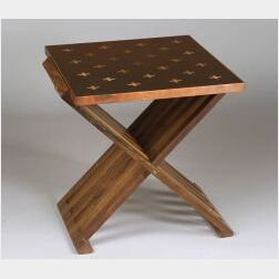 Dunbar Rosewood Marquetry Occasional Table