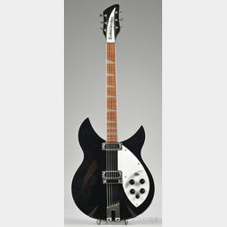 American Electric Guitar, Rickenbacker Company, Santa Ana, 1996, Model 360