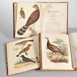 Bonaparte, Charles Lucian (1803-1857) American Ornithology; or the Natural History of the Birds Inhabiting the United States, Not Given