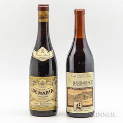 Barbaresco Duo, 2 bottles