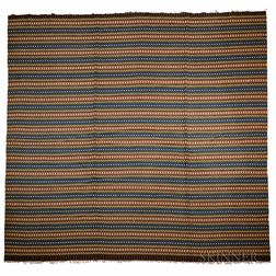 Swedish Flatwoven Carpet
