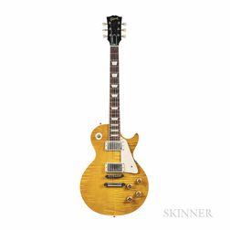 Gibson Custom Shop Les Paul Standard LPR-8 VOS Electric Guitar, 2013