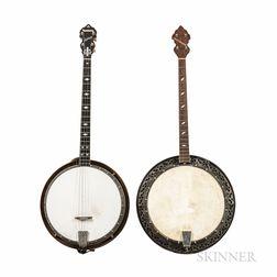 Two Tenor Banjos, c. 1930