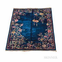"""Nichols"" Art Deco Chinese Carpet"