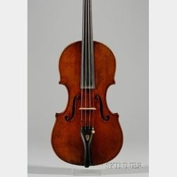 Violin, School of Nemessyani, c. 1870