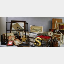Large Lot of Miscellaneous Country and Decorative Items