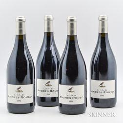Benjamin Romeo La Vigna del Andres Romeo 2004, 4 bottles