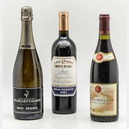 Worldwide Wine, 3 bottles