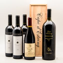 Mixed Australian Wine, 1 magnum (owc) 4 bottles