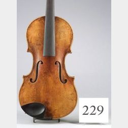 German Violin, Karl Herrman
