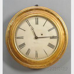 Brewster & Ingrahams Gallery Clock