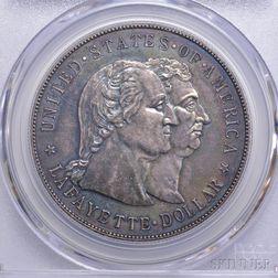 1900 Lafayette Commemorative Dollar